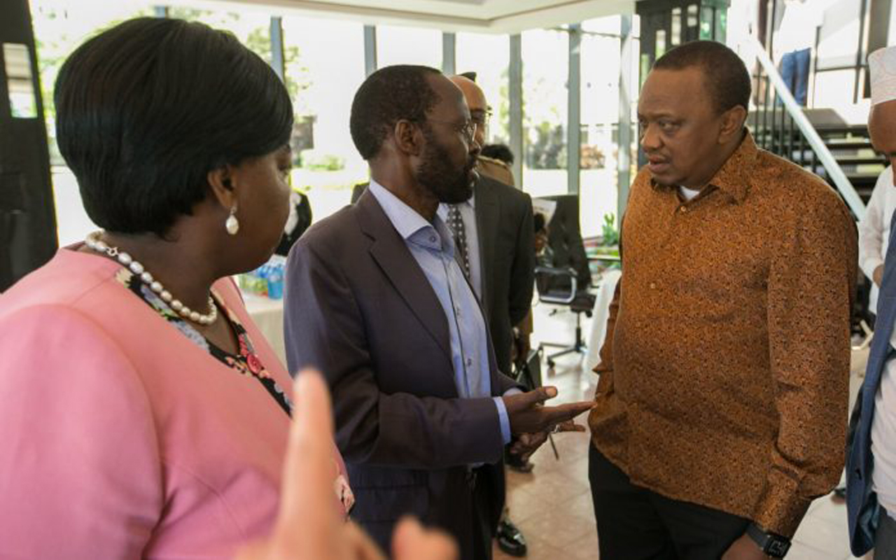 Uhuru secures deal that will transform healthcare in Kenya