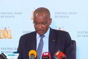 CBK Governor Patrick Njoroge thought on Bitcoin in Kenya