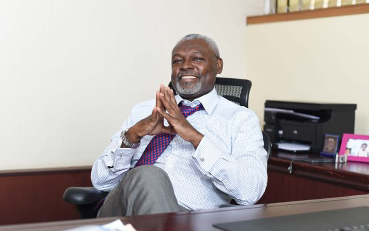 A chat with Gulf African Bank Kenya CEO; Islamic Banking, SME Opportunities