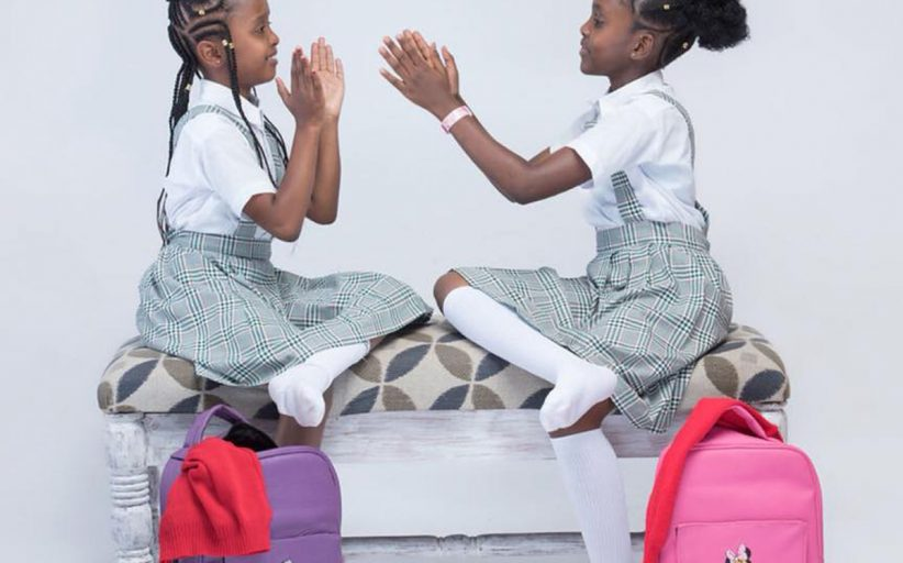Denri Africa Back to School Bag Package
