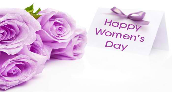 Happy Women's day !