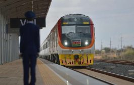 The Standard Gauge Railway  travel experience.