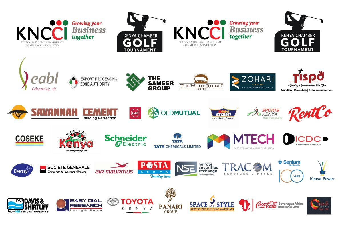 Thank You Note from Kenya Chamber Golf Tournament Organizing Team