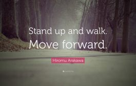 ENOUGH!!! Get up, stand up and MOVE!
