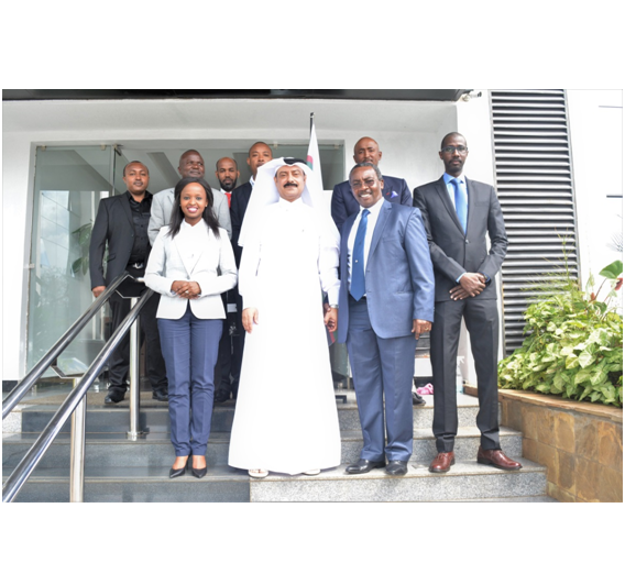 KNCCI hosts Qatar Ambassador to Kenya