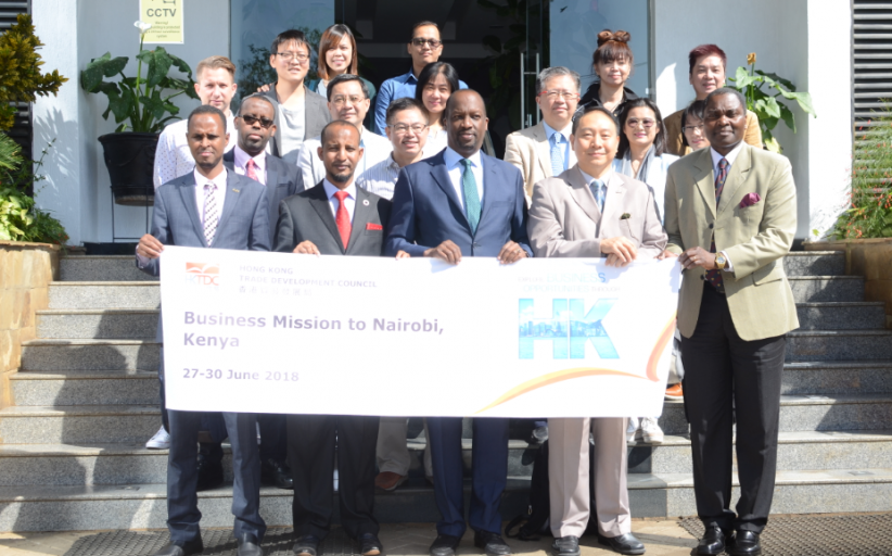 Hong Kong Seeks Kenya Market Penetration During the Hong Kong Lifestyle Expo