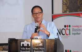 KENYA NATIONAL CHAMBER OF COMMERCE & INDUSTRY, KOUNTABLE HOST BIG FOUR DIALOGUE ON HEALTH