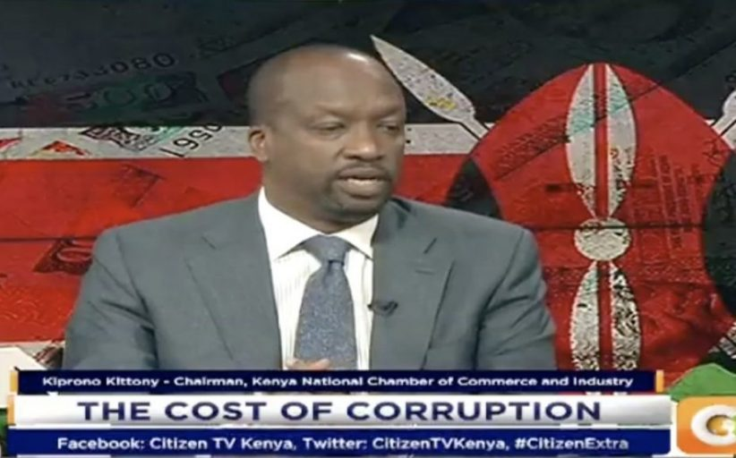KNCCI Takes Firm Stand on Corruption