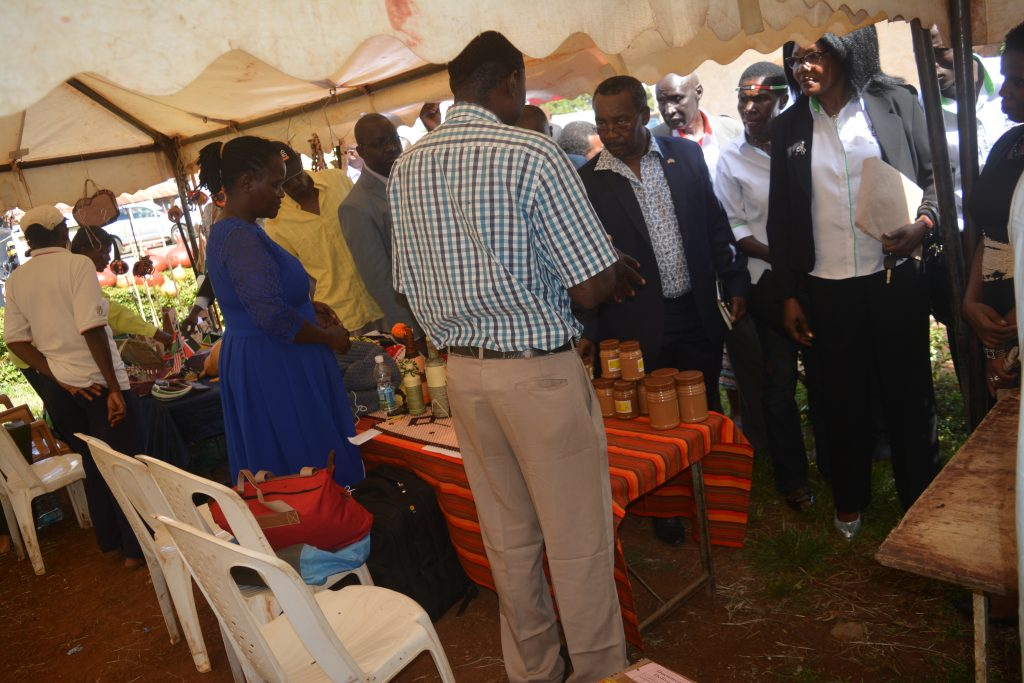 KNCCI Holds Business Forum in Siaya County
