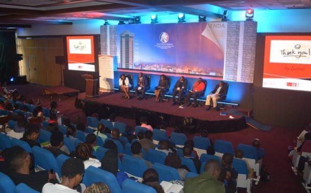 Youth In Business (YIB) – KRA Hold Tax Seminar