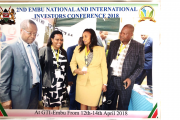 KNCCI participates at the second Embu County International & National Investor's Conference