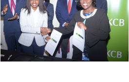 KNCCI – KCB Bank Foundation sign MoU to boost MSMEs in Kenya