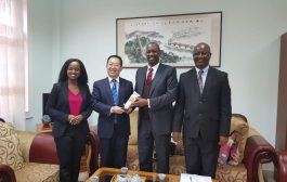 KNCCI pays a courtesy call to the Chinese Embassy in Nairobi