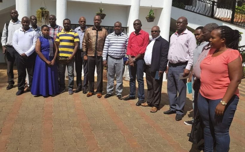 KNCCI holds Business Meetings in Kisumu County