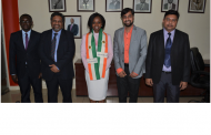 KNCCI – Institute of Certified Public Secretaries (India) hold talks on Joint SME training's on Corporate Governance