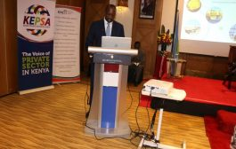 KNCCI participates at the Kenya- Djibouti Business Forum in Nairobi