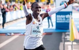 One Man One Race - Eliud Kipchoge