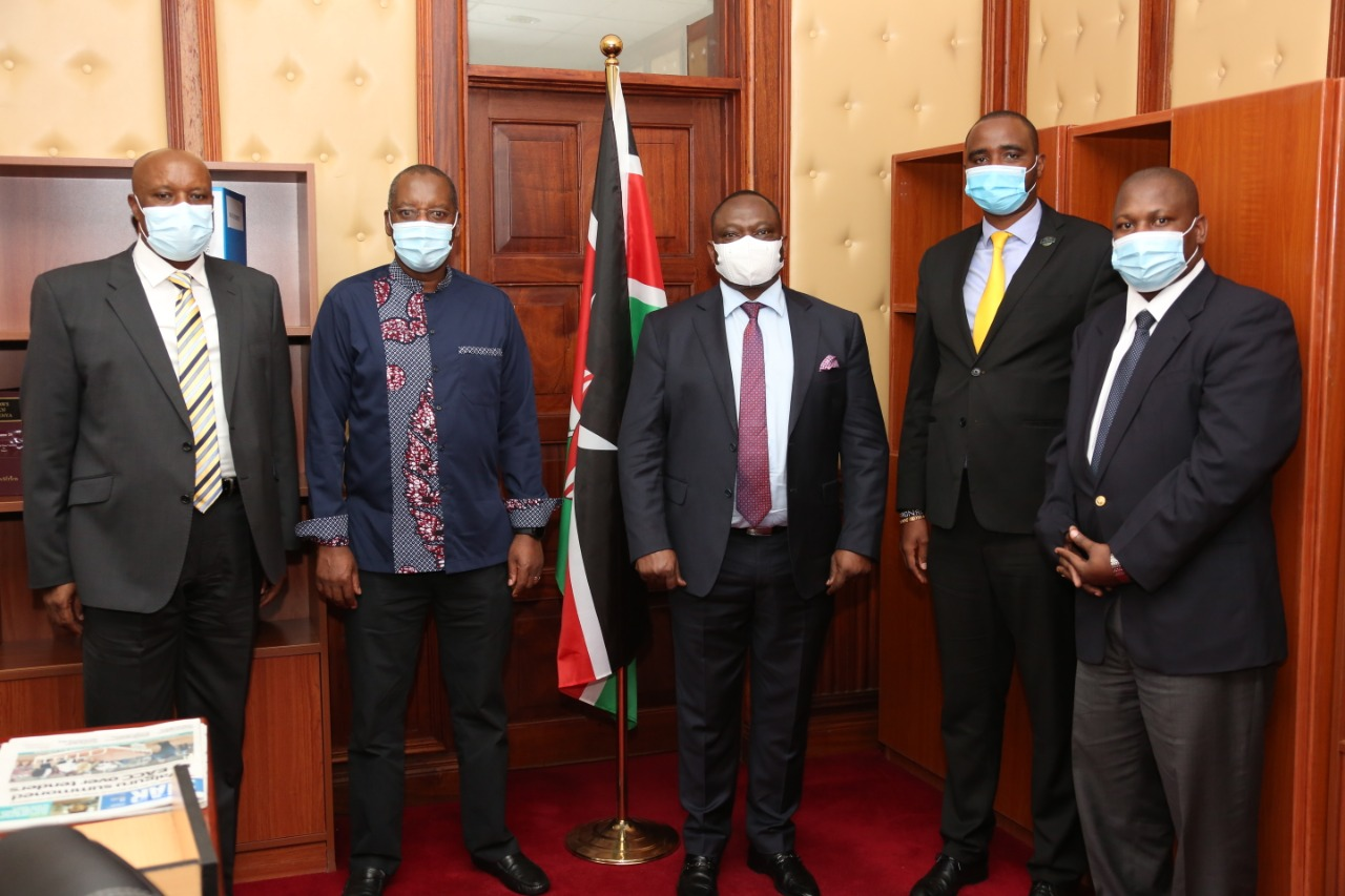 KNCCI address national issues through policy