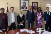 KNCCI and New Generation Trade Networks Foreign Trade & Consulting & Corporation (NGTN) Meeting