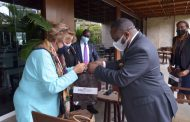 Meeting between KNCCI and Colombia Embassy