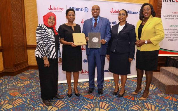 Partnership affirmed, KNCCI-JAGIL Launched!